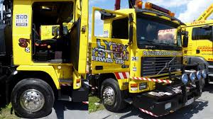 volvo 2011 truck volvo f12 tow recovery truck youtube