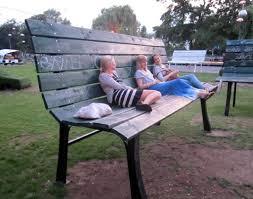 bench berlin giant park bench in berlin funny bizarre amazing pictures videos