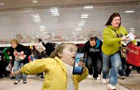 black friday is the new thanksgiving strolling amok