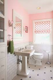 pink tile bathroom ideas pink bathroom ideas pink tile with porcelain fixtures