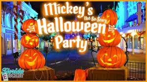 florida e tick or treat u0027mickey u0027s not so scary halloween party