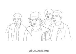 download charlie check first coloring page rules to stay safe