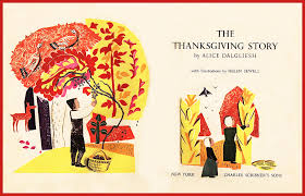 the thanksgiving story house of retro