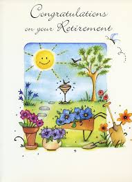 retirement card a4 large card congratulations on your retirement card finished
