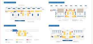 Incheon Airport Floor Plan Airport Map Garuda Indonesia