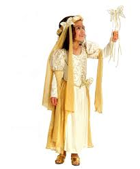 gold and ivory renaissance costume kids costume deluxe