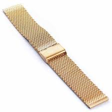 gold mesh bracelet images Gold milanese mesh bracelet the sydney strap co jpg