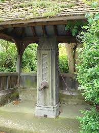 Wishing Well Garden Decor 29 Best Well Cover Images On Pinterest Wishing Well Outdoor
