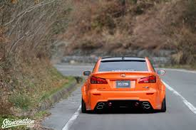 lexus is f usa closer look at vip gt is f by aimgain stancenation form