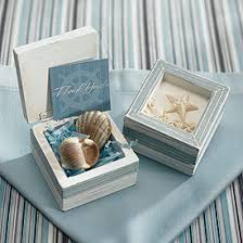beachy wedding favors starfish wedding favors