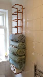 Towel Storage Ideas For Small Bathrooms Diy Bathroom Storage Ideas 7 Ordinary Towel Storage For Small