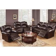 Leather Reclining Living Room Sets Living Room Sets Living Room Collections Sears