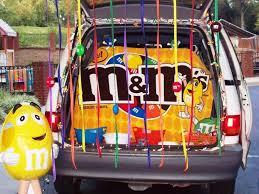 m u0026m trunk or treat trunk or treat pinterest halloween ideas
