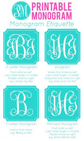 3 initial monogram fonts 94 best printing it images on paper cards and