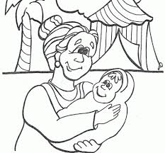 coloring page abraham and sarah abraham sarah isaac coloring pages abraham and sarah ba isaac