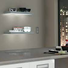 floating kitchen shelves with lights lighting for shelves front lighting on john cullen shelves for