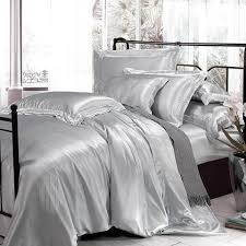 Mulberry Silk Duvet Review Thxsilk Pure 19mm Mulberry Silk Duvet Cover Seamless With Buttons