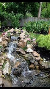 Backyard Products Monroe Mi 867 Best Backyard Waterfalls And Streams Images On Pinterest