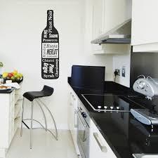 decor mural cuisine cuisines deco mur cuisine sticker noir blanc déco mur cuisine