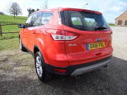used 2016 ford kuga zetec 2 0 tdci 5dr 4wd for sale in tenterden