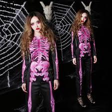 Womens Skeleton Costume Aliexpress Com Buy Halloween Party Cosplay Horror Women U0027s