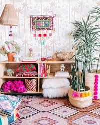 Bohemian Style Interiors Go East For Boho Inspired Home Decor
