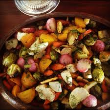 Ina Garten Roasted Vegetables by Roasted Winter And Root Vegetables Adventures Of Cecelia Bedelia