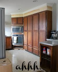 Above Kitchen Cabinet Decor Ideas - kitchen cabinet wall cabinet decoration display cabinet