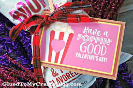 valentines day present poppin s day gift idea w free printable glued to
