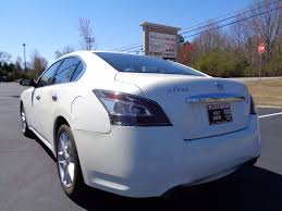 nissan maxima extended warranty 2014 used nissan maxima 4dr sedan 3 5 s at platinum used cars