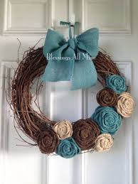 25 diy ideas to a winter wreath pretty designs