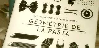 beau livre de cuisine géométrie de la pasta le plus beau livre de pâtes depuis au