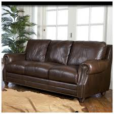 Leather Sofa Co by Darby Home Co Gardner Leather Sofa U0026 Reviews Wayfair