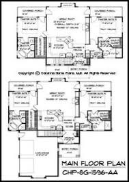 open floor plan for small craftsman bungalow house plan number sg