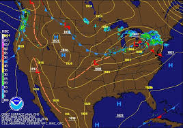 us weather map monday daily weather forecast and severe weather outlook for monday