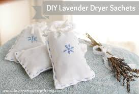 sachet bags how to make lavender dryer sachets town country living