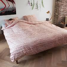 snurk bed linen set twirre pink