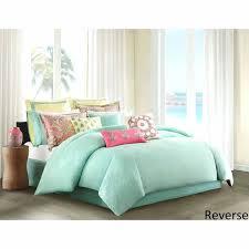Green Bed Sets Seafoam Green Quilt Linen Duvet Cover Bedding Sets Set Lapland