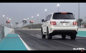 nissan patrol nismo video 2017 nissan patrol nismo 1 4 mile drag racing http