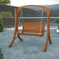 wooden bench swing porch it u0027s fun wooden bench swing u2013 wood
