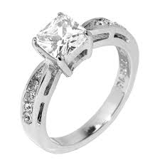 stainless steel engagement ring free diamond rings stainless steel and diamond rings stainless