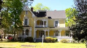 Victorian Homes For Sale by Victorian House For Sale Laurens South Carolina Youtube