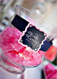 Pink Wedding Candy Buffet by Sweet U0026 Sparkly Wedding Candy Buffet Pink And Navy Hostess