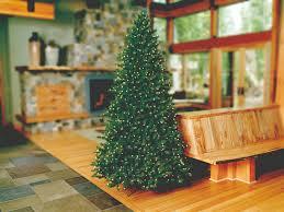 pre lit trees ge holiday lighting