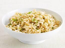 buttered egg noodles recipe food network kitchen food network
