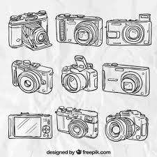 camera sketch vectors photos and psd files free download