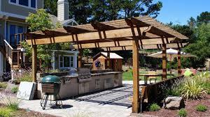 best outdoor kitchen design ideas 2017 youtube