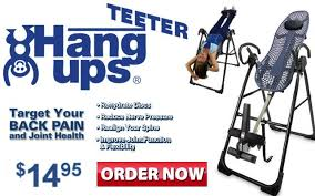 teeter hang ups ep 550 inversion table earth2light s soup
