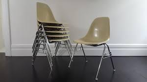 eames chair fibergl eames molded fibergl side chair with dowel