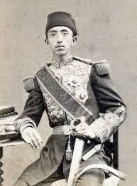 Last Ottoman Sultan Ottoman Empire Last Ottoman Sultan Mehmed Vi In His Principality
